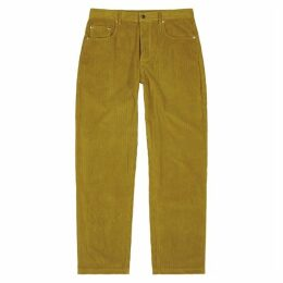 A Kind Of Guise Odon Mustard Corduroy Trousers