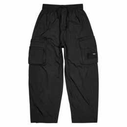 Y-3 Black Shell Sweatpants