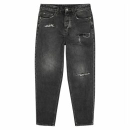 Ksubi Bullet Distressed Straight-leg Jeans