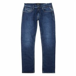 Replay Rocco Blue Slim-leg Jeans