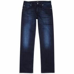 7 For All Mankind Standard Luxe Performance Straight-leg Jeans