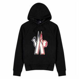 Moncler Grenoble Maglia Black Jersey Sweatshirt