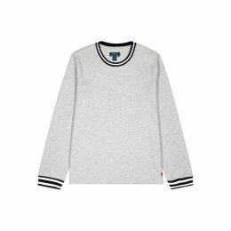 Polo Ralph Lauren Grey Jersey Sweatshirt
