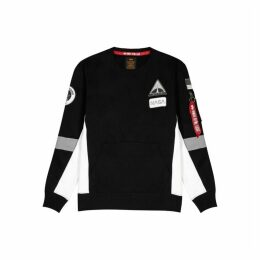 Alpha Industries Space Camp Jersey Sweatshirt
