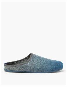M&S Collection Felt Mule Slippers