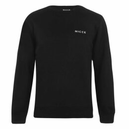 Nicce Chest Logo Sweatshirt