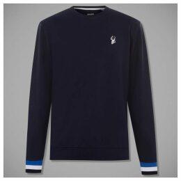 Jack Wills Fitzsimmons Pique Sweatshirt