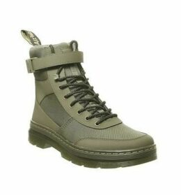 Dr. Martens Combs Tech Boot OLIVE