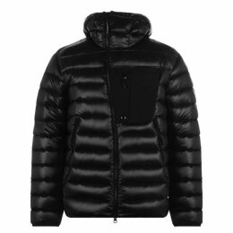 CP Company Lens Micro Bubble Hooded Jacket