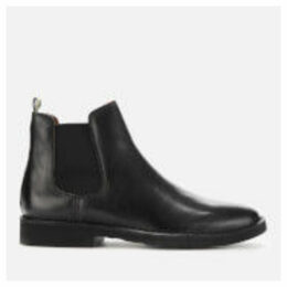 Polo Ralph Lauren Men's Talan Smooth Leather Chelsea Boots - Black - UK 11