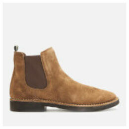 Polo Ralph Lauren Men's Talan Suede Chelsea Boots - Light Beige