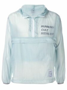 Satisfy Running Cult lightweight performance jacket - Green