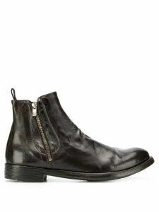 Officine Creative Biker boots - Brown