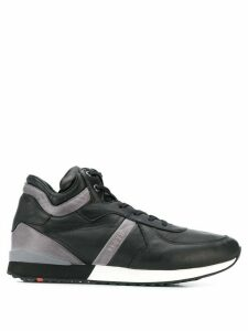 Lloyd two-tone low-top sneakers - Black
