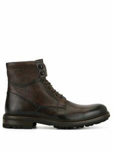Magnanni Patin Sargent boots - Blue