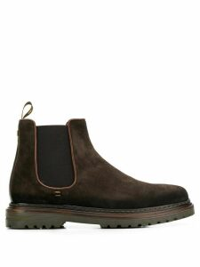 Brimarts slip-on ankle boots - Brown