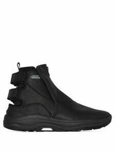 Suicoke x John Elliot Buno ankle boots - Black