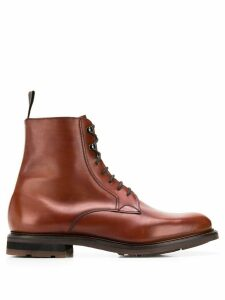 Church's lace-up ankle boots - Brown