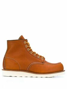 Red Wing Shoes Classic Mock lace-up boots - Brown