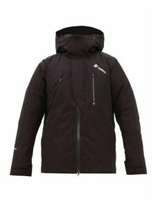Goldwin - Ouranos Hooded Ski Jacket - Mens - Black