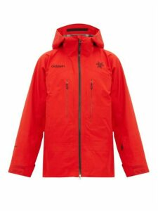Goldwin - Arris Hooded Ski Jacket - Mens - Red