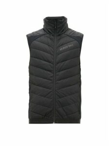 Blackyak - Selembu Quilted Shell Gilet - Mens - Black