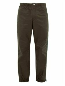 Prada - Drawstring Waist Nylon Track Pants - Mens - Multi
