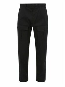 Rag & Bone - Corbin Twill Cargo Trousers - Mens - Black