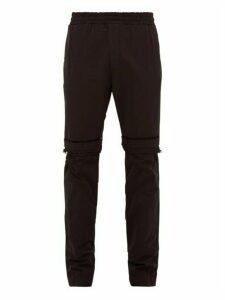1017 Alyx 9sm - Quantum Technical Trousers - Mens - Black