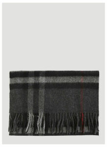 Burberry Cashmere Giant Scarf in Black size One Size