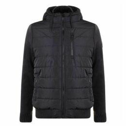 Firetrap Sartorial Knit Jacket Mens
