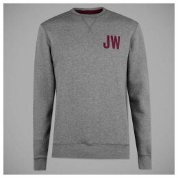 Jack Wills Wintersett Graphic Sweatshirt