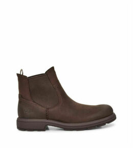 UGG Men's Biltmore Chelsea Boot in Stout, Size 13, Leather