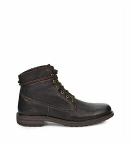UGG Men's Morrison Lace-Up Boot in Stout, Size 6