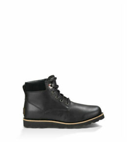 UGG Men's Seton Tall Boot in Black, Size 6