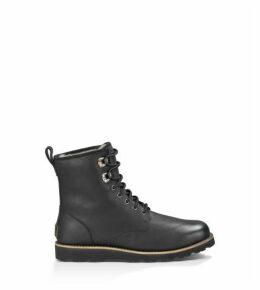 UGG Men's Hannen Tall Boot in Black, Size 6
