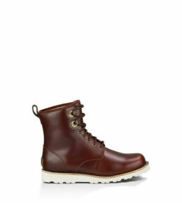 UGG Men's Hannen Tall Boot in Cordovan, Size 12, Leather
