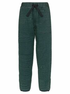 Rapha x BYBORRE Transfer limited edition sweatpants - Green