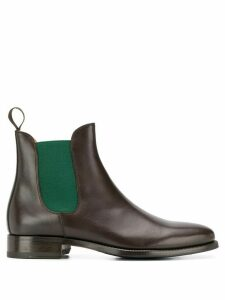 Scarosso Giancarlo boots - Brown