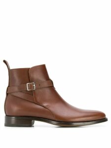 Scarosso ankle boots - Brown