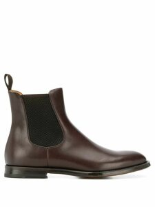 Scarosso chelsea boots - Brown