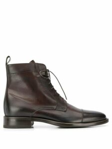 Scarosso lace up boots - Brown