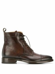 Scarosso lace-up boots - Brown