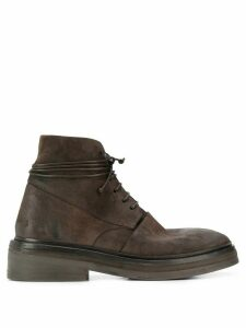 Marsèll Gommolone lace-up boots - Brown