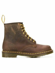 Dr. Martens 1460 Crazy Horse boots - Brown
