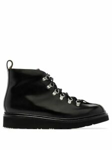 Grenson Bobby Colorado leather boots - Black