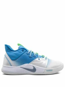 Nike PG 3 high-top sneakers - White