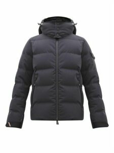 Moncler Grenoble - Montgetech Hooded Padded Shell Ski Jacket - Mens - Dark Navy