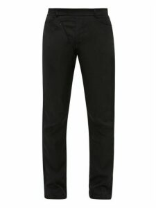 Cottweiler - Zipped Yoke Shell Trousers - Mens - Black