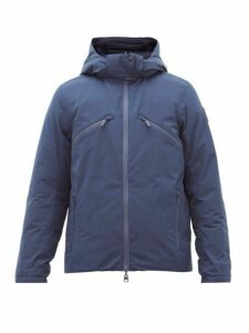 Nobis - Oliver Reversible Down Filled Hooded Jacket - Mens - Navy
